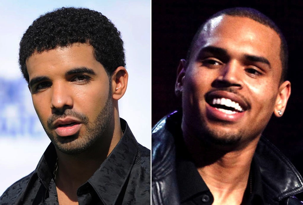 Drake and Chris Brown beef