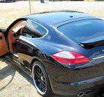 Flippa Porsche panamera