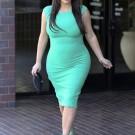 Kim Kardashian pregnancy weight gain