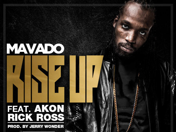 Mavado rise up artword