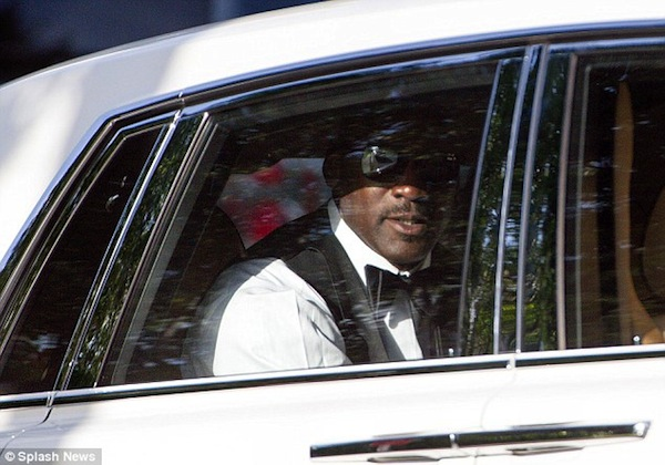 Michael Jordan wedding