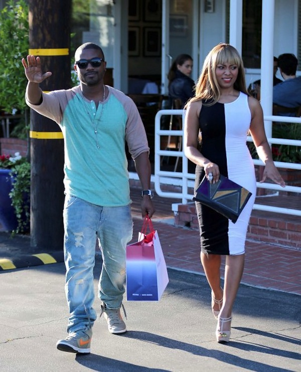 Ray J And Teairra Mari 1