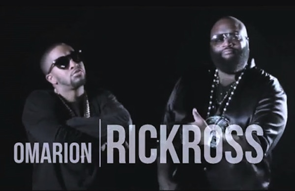 Rick Ross Omarion Ice Cold