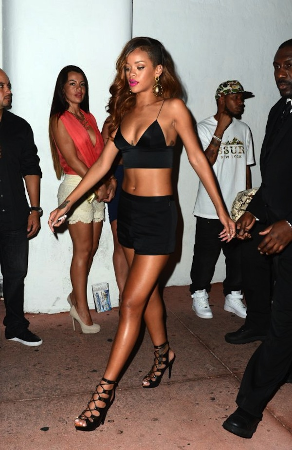 Rihanna 420