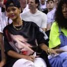 Rihanna Heats Game 1