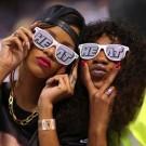 Rihanna Heats glasses 2013