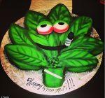 Rihanna Instagram weed