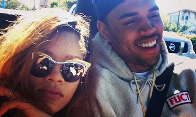 Chris Brown Says He And Rihanna Has A Business Relationship