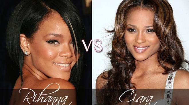 Rihanna and Ciara beef