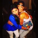 Rihanna and Lil kim