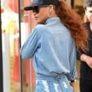 Rihanna denim 2013