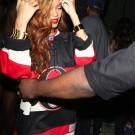 Rihanna go clubbing 09042013 1