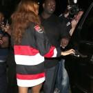 Rihanna go clubbing 09042013 3