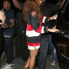 Rihanna go clubbing 09042013 8