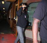 Rihanna leaving doctor office 2