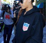 Rihanna leaving doctor office 4
