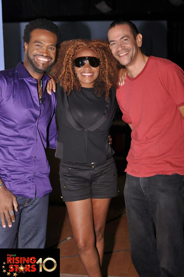 Rising Star judges craigy t tanya stephens anthony miller