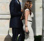 Scottie Pippen at Michael Jordan wedding