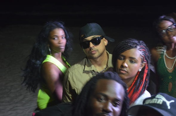 Sean Paul greatest gallis video shoot