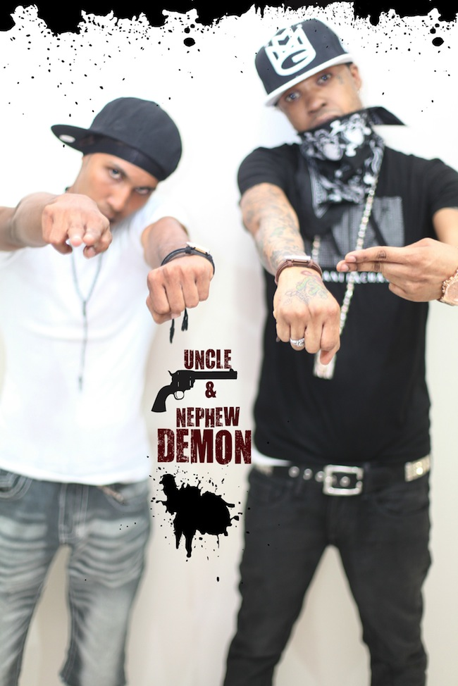 Uncle and Nephew Demon