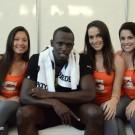 Usain Bolt brazilian females