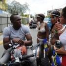 Usain Bolt carnival Jamaica