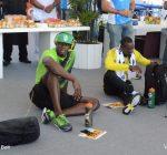 Usain Bolt in Brazil