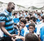 Usain Bolt in Brazil 2