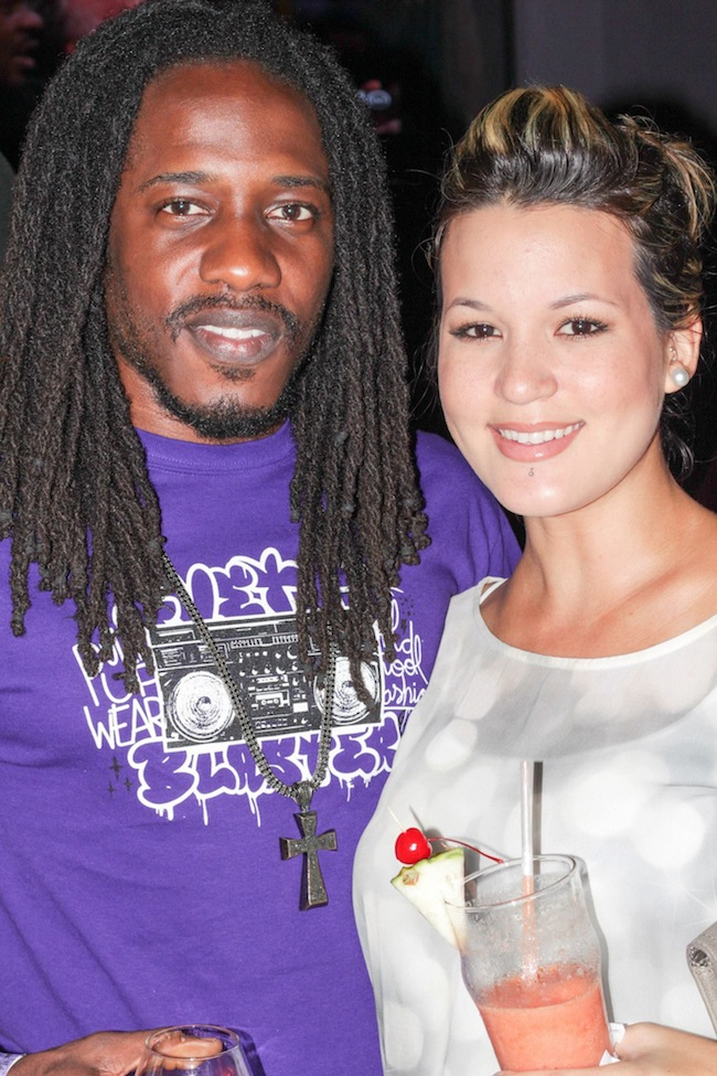 Wayne Marshall and Tami Chynn