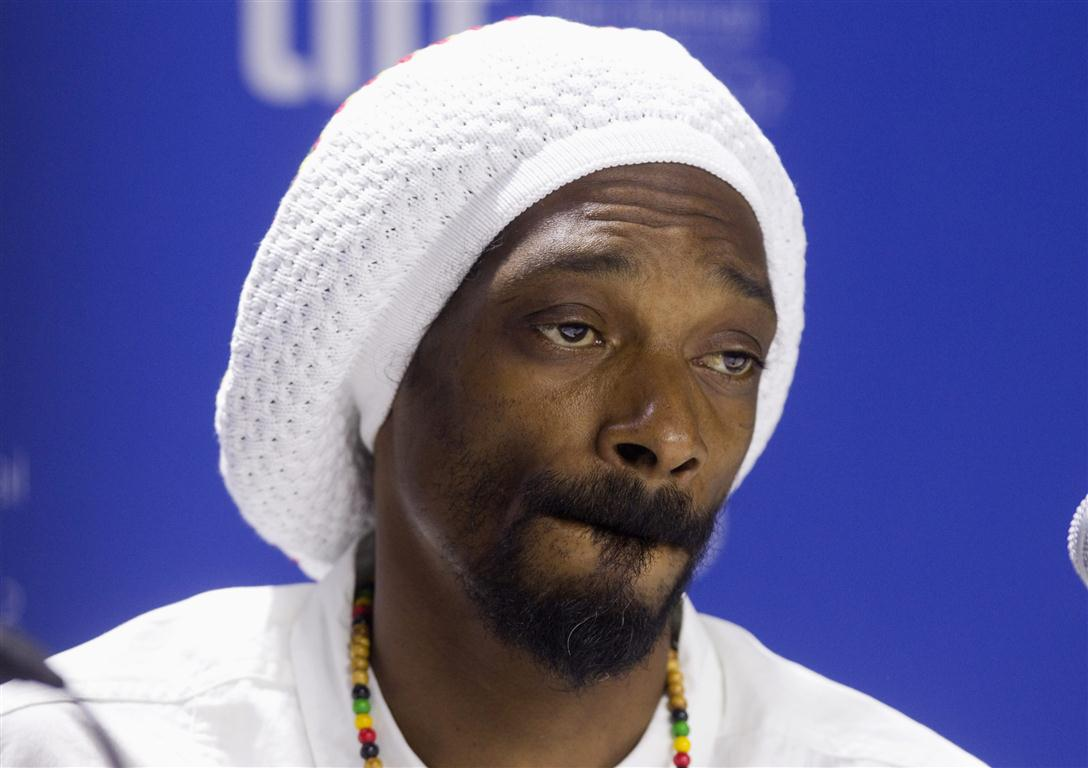 singer Snoop Lion photo