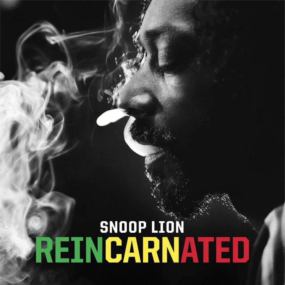snoop lion reincarnated album cover artwork