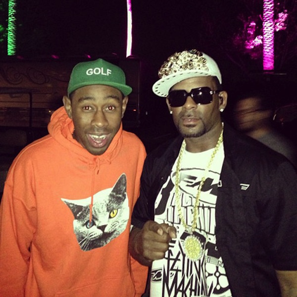 tyler and r kelly at coachella