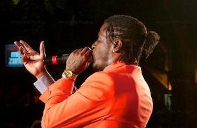 Aidonia Barbados reggae fest 2013