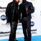 Akon Guetta Billboard Music Awards 2013