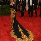 Beyonce Met Gala gown