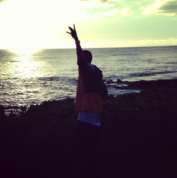Big Sean Hawaii