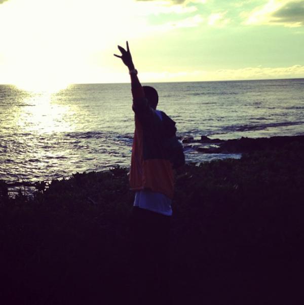 Big Sean Hawaii