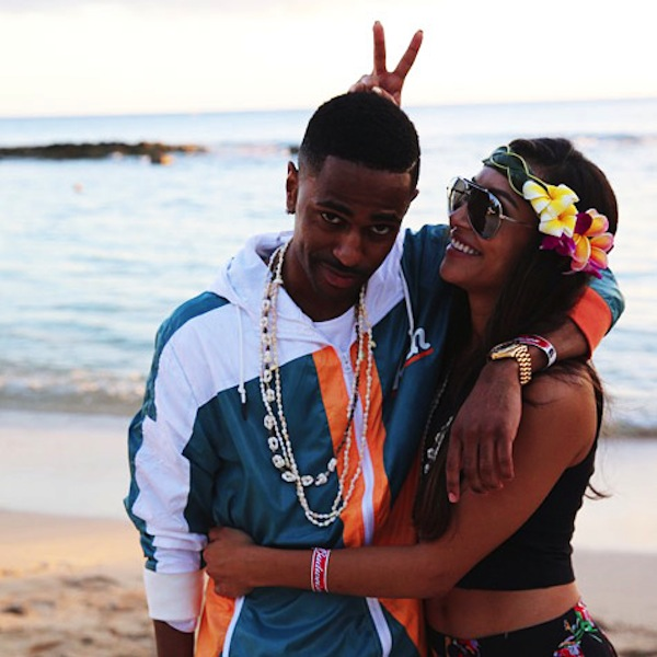 Big Sean and girlfriend Naya Rivera