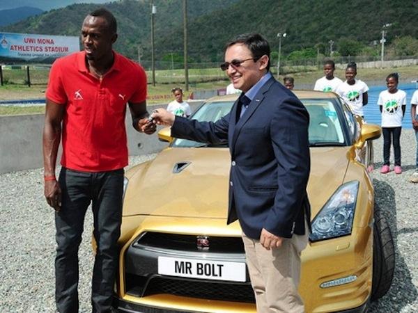 Bolt handed Gt-R keys