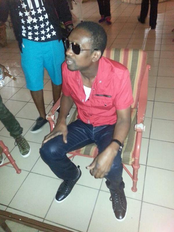 Busy Signal Antigua