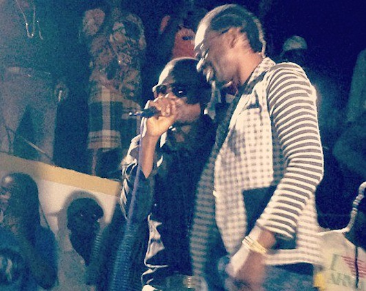 Busy Signal and Bounty Killer