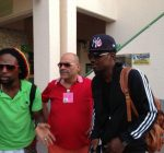 Busy Signal and Jah Cure in Antigua 1