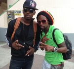 Busy Signal and Jah Cure in Antigua
