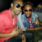 Busy Signal and Jah Cure in Antigua 2