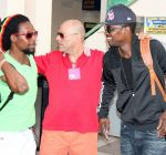 Busy Signal and Jah Cure in Antigua 6