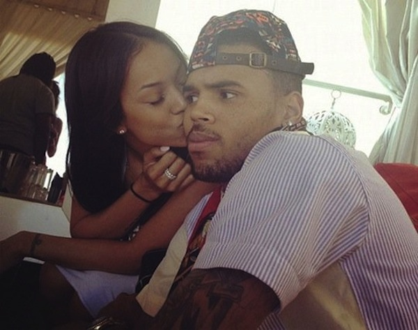 Chris Brown and Karrueche Tran back together