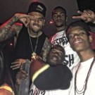 Chris Brown bday vegas 1