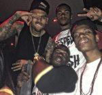 Chris Brown bday vegas 1