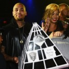 Chris Brown bday vegas 5