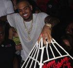 Chris Brown birthday Cake 2013
